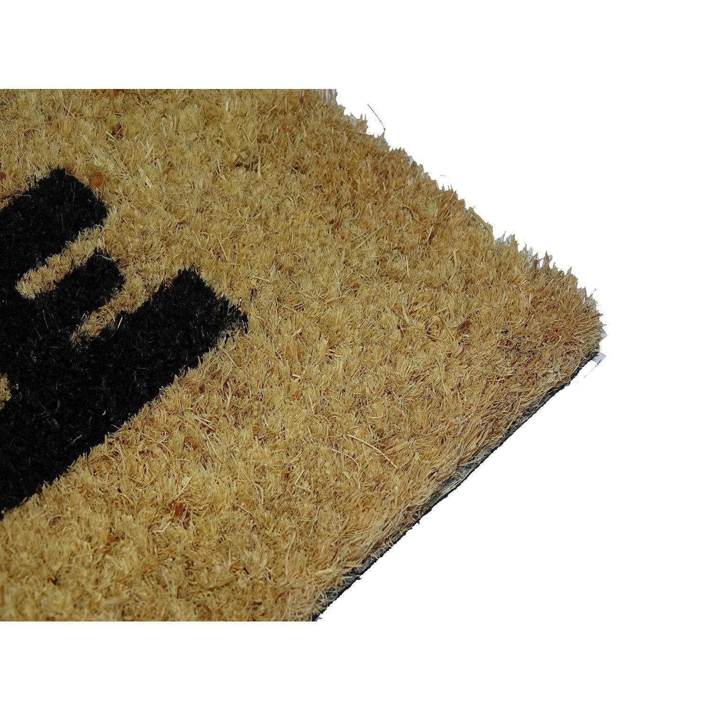 Koko Doormats - Felpudo 0riginal y Divertido para Entrada de Casa, Imperio PVC, Coco, 40 x 60 cm: Amazon.es: Hogar