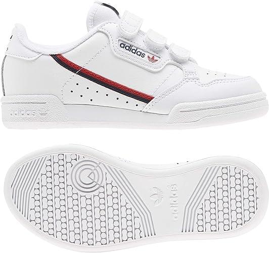 scarpe adidas continental bimbo 28