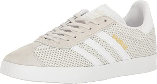 Adidas Gazelle Baskets basses Mixte Adulte Blanc Talc