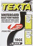 Texta Whiteboard Marker Black Box 12