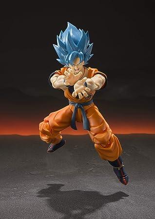 BANDAI S.H.Figuarts Dragon Ball Super Saiyan Broly Super Figure JAPAN OFFICIAL