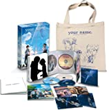 Your Name Blu-Ray Edición Coleccionista Formato A4 [Blu-ray]