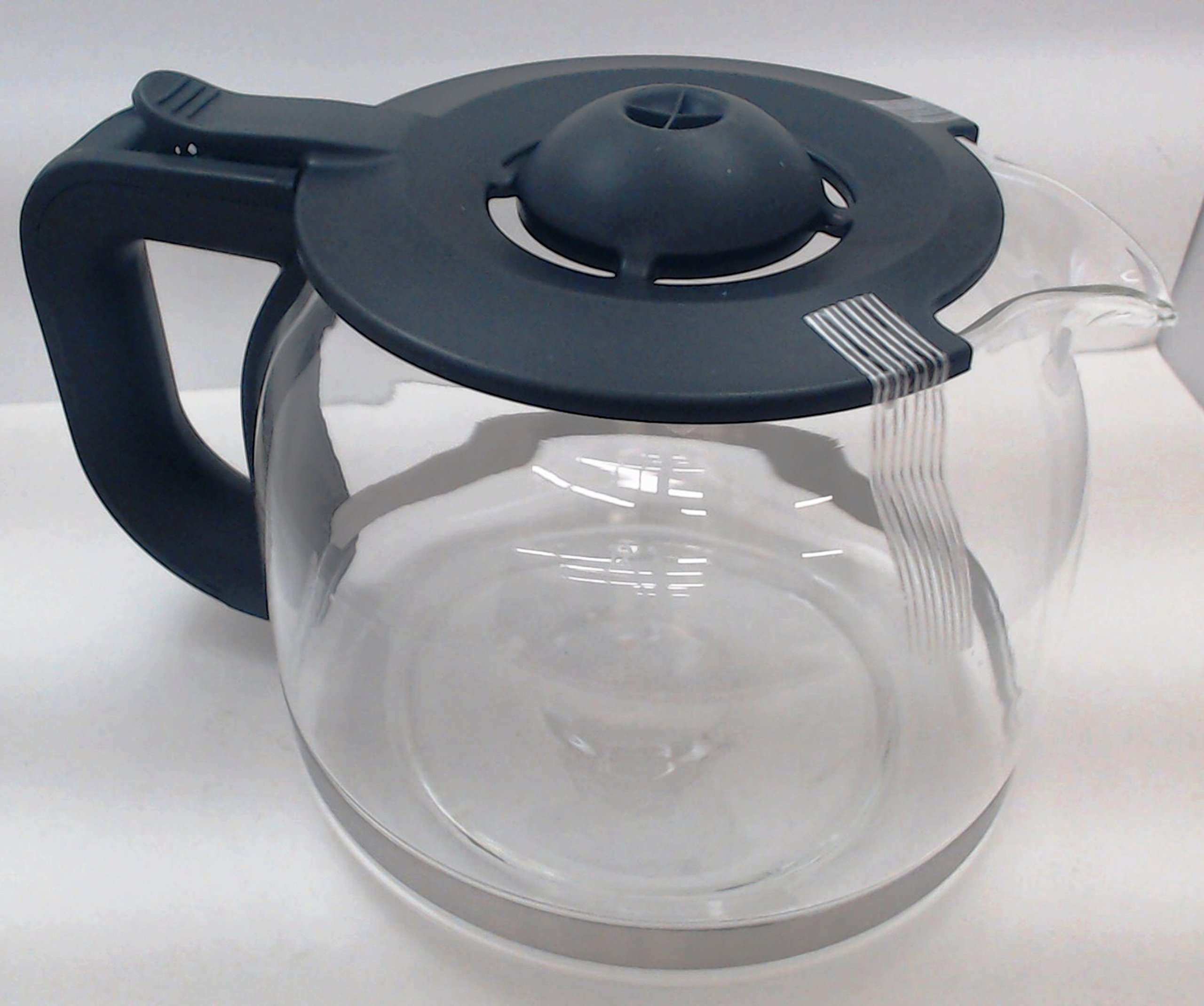 Coffee Maker Glass Carafe for KitchenAid, AP6038012, KCM1204, W10908114 by Seneca River Trading