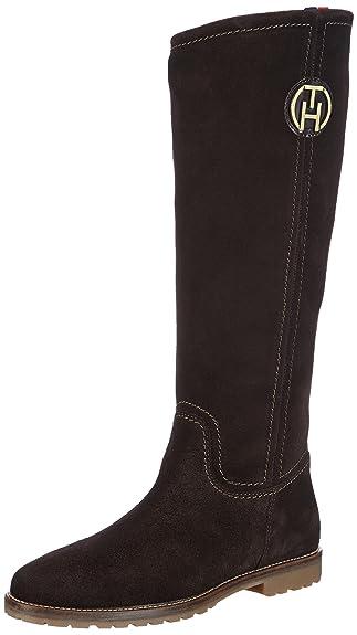 9267ec0e Tommy Hilfiger Women's Wera 21B Boots FW56818165 Coffee Bean 6 UK, ...