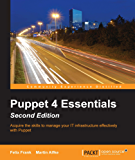 Puppet 4 Essentials - Second Edition