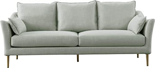 Acanva Luxury Mid-Century Modern Living Room Sofa