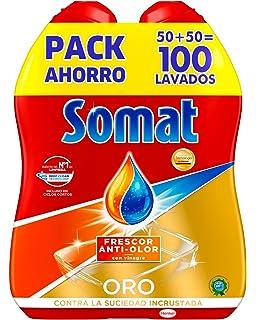 Somat Oro Gel Vinagre - 50 Dosis: Amazon.es: Alimentación y ...