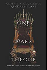 One Dark Throne (Three Dark Crowns Book 2) Kindle Edition