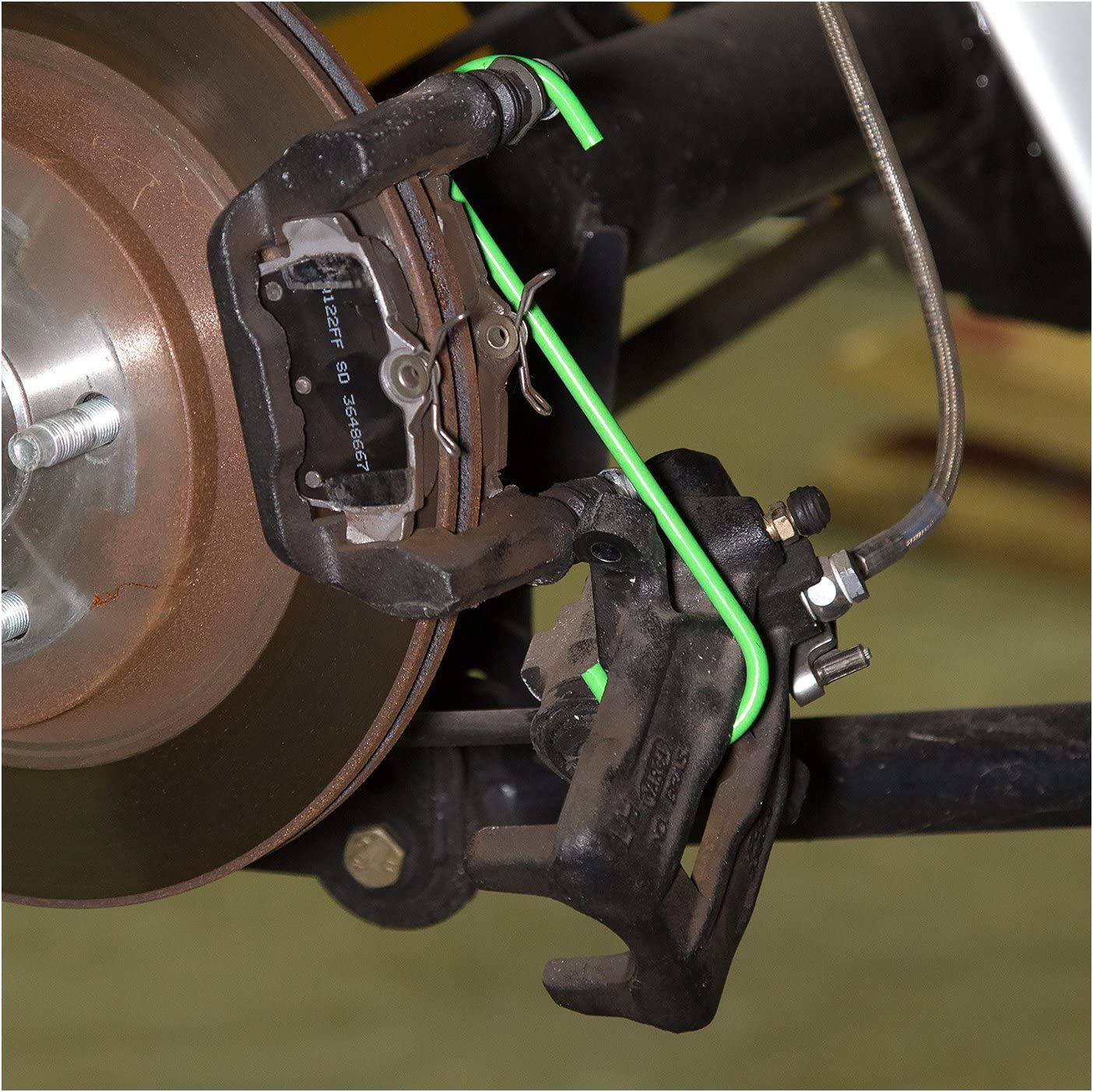 ALAVENTE 2 Pcs Jeep Door Limiting Straps Heavy Duty Swing Limiter Restrictor Straps for JK YJ TJ CJ 1996-2017 Red