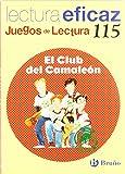 El Club del Camaleón Juego de Lectura (Castellano - Material Complementario - Juegos De Lectura) - 9788421698198