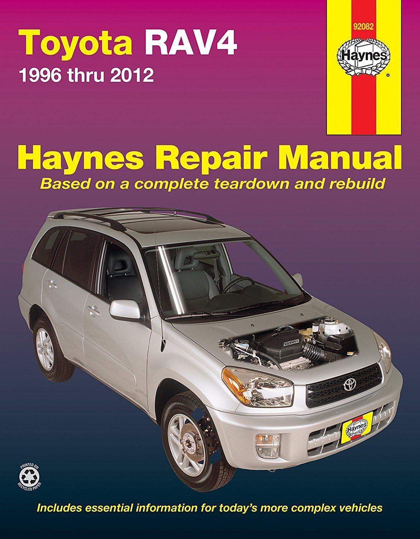 Repair Manual Haynes 92076