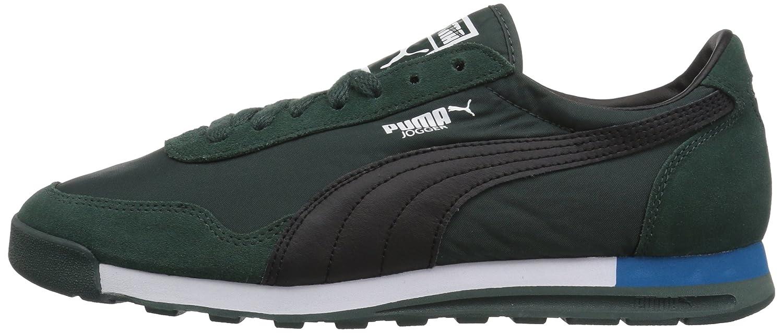 PUMA Men's Jogger OG Sneaker  Green Gables Black  8 M US