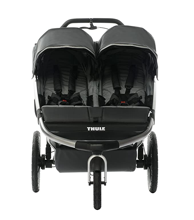 73da417d1ea Amazon.com  Thule Urban Glide - Double Jogging Stroller  Sports   Outdoors