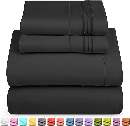 Nestl Luxury Queen Sheet Set