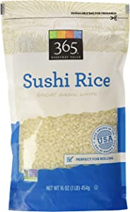 365 Everyday Value Sushi Rice, 16 oz