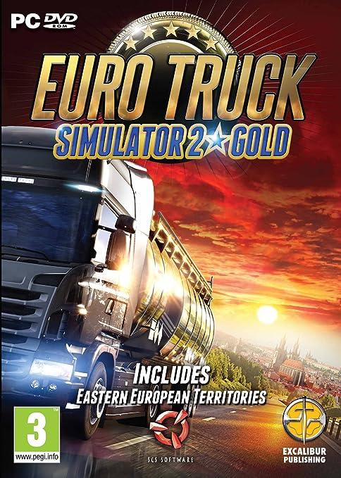 29 opinioni per Euro Truck Simulator 2 Gold (PC CD)