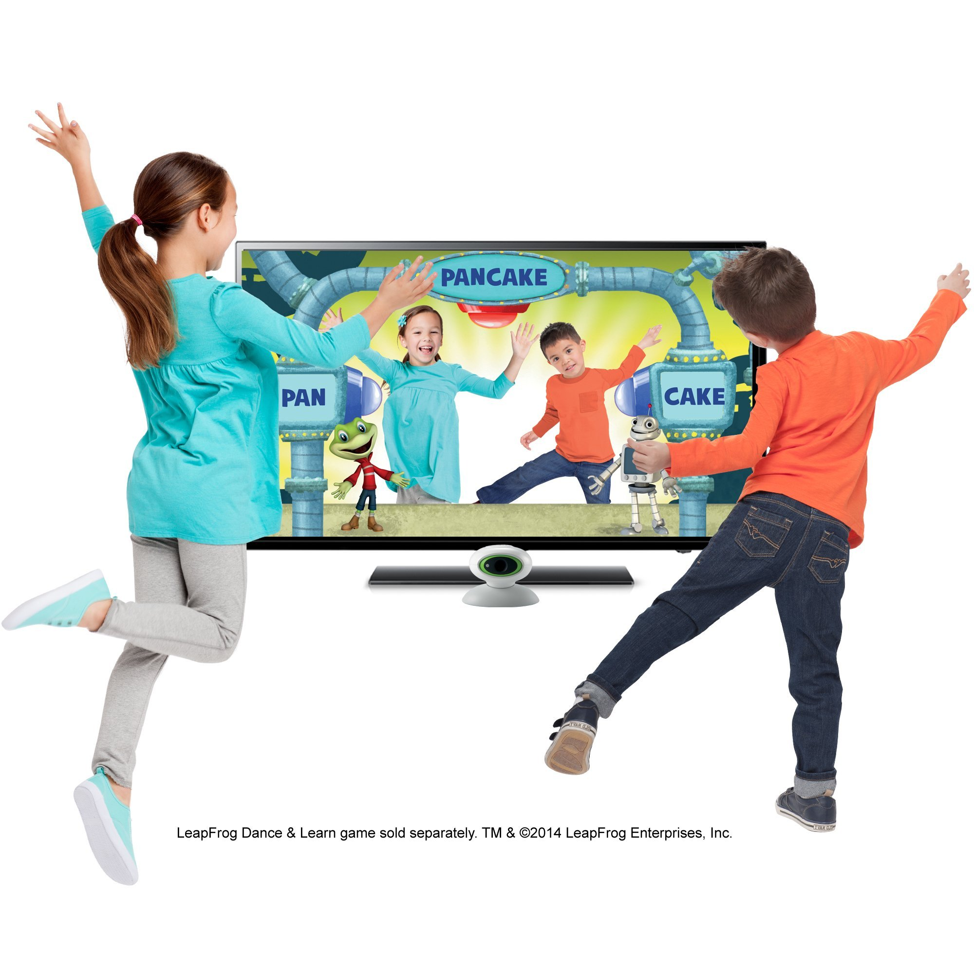 LeapFrog LeapTV Educational Gaming System(Discontinued by manufacturer) (Renewed) by LeapFrog (Image #4)