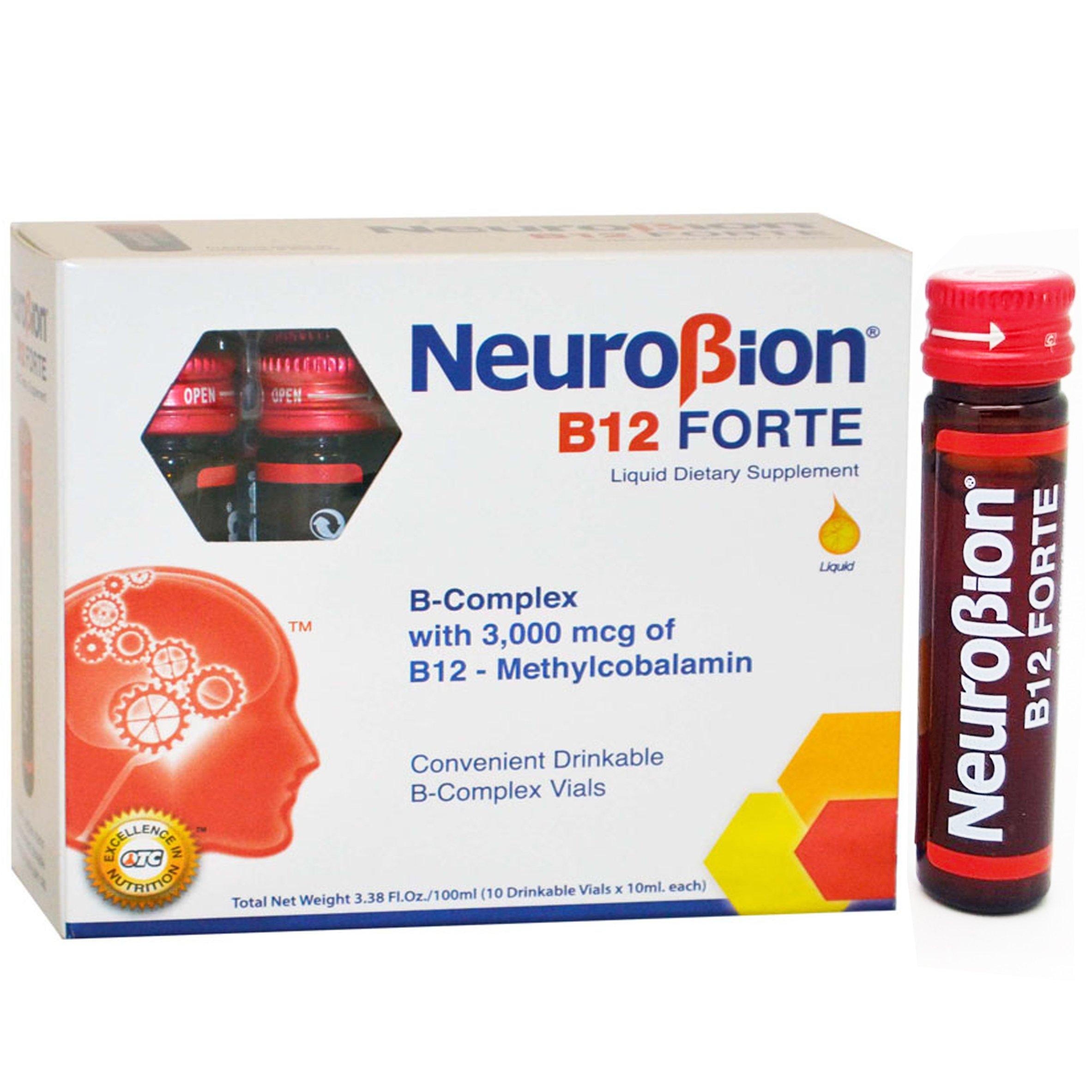 Neurobion B12 Forte 10 Vials x 10 ml