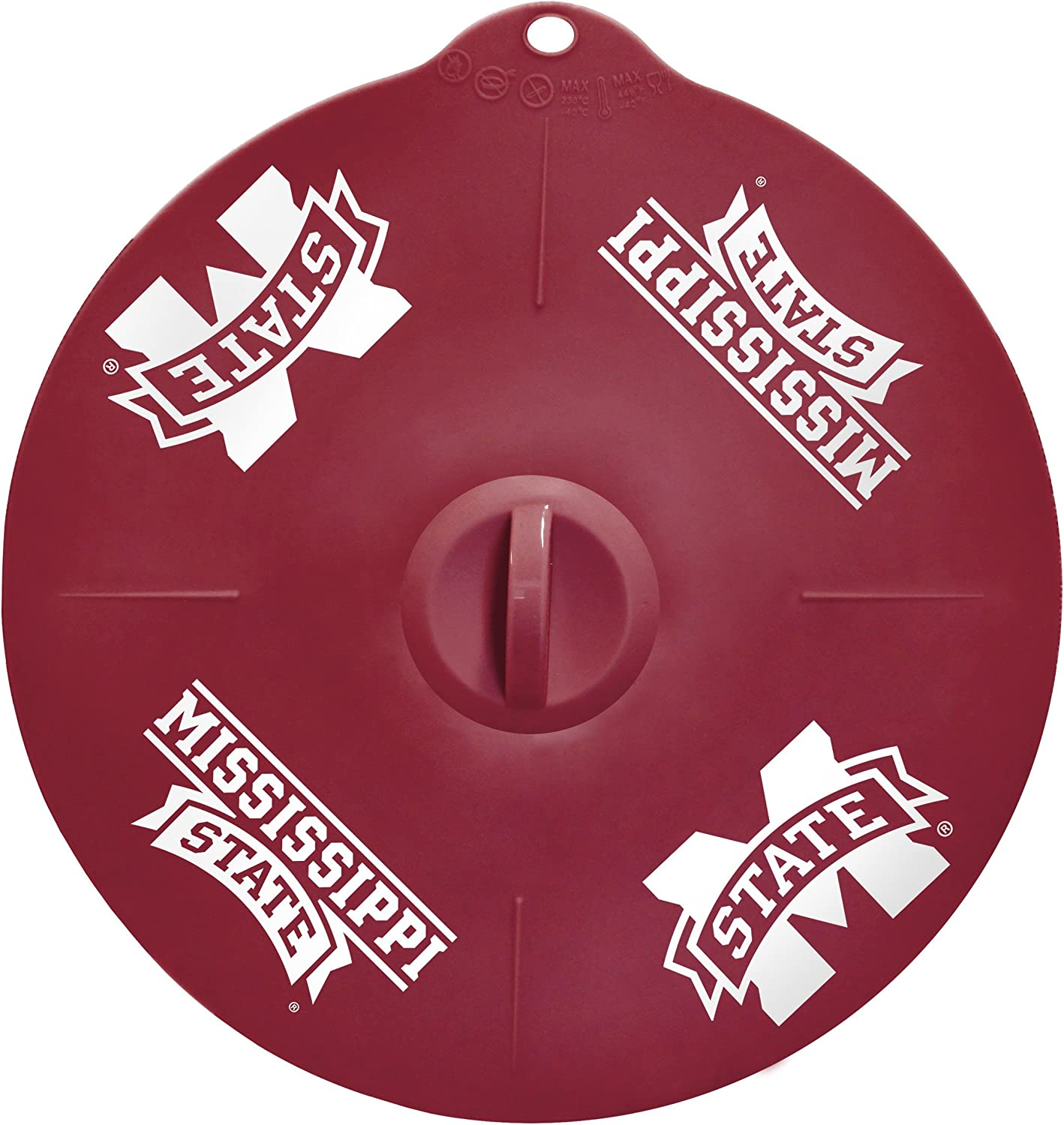 Boelter Brands NCAA Silicone Lid