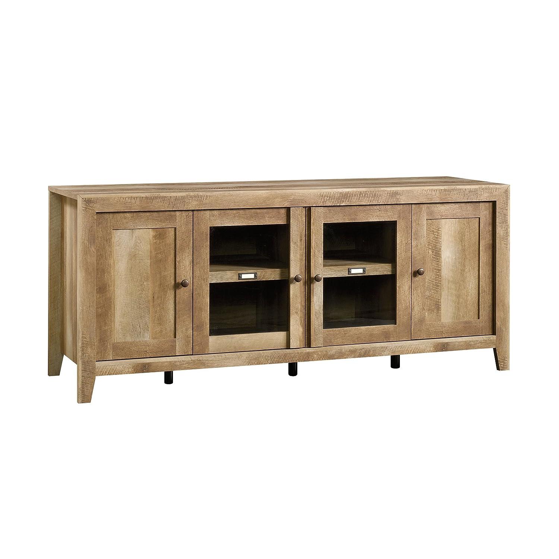Sauder 420408 Dakota Pass Credenza, Craftsman Oak Finish
