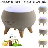 Light Accents Color Changing Aroma Diffuser