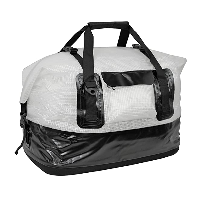 506a83923f67 Amazon.com  Extreme Max 3006.7348 Dry Tech Waterproof Roll-Top Duffel Bag