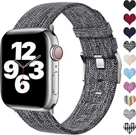 Ouwegaga Kompatibel Mit Apple Watch Armband 38mm 40mm Elektronik