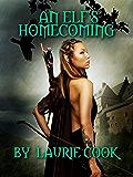 An Elf's Homecoming (The Goldenfell Saga Book 1)
