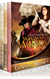 Montana Mail Order Bride Box Set (Westward Series)- Books 1 - 3: Historical Cowboy Western Mail Order Bride Collection (Westward Box Sets) (English Edition)
