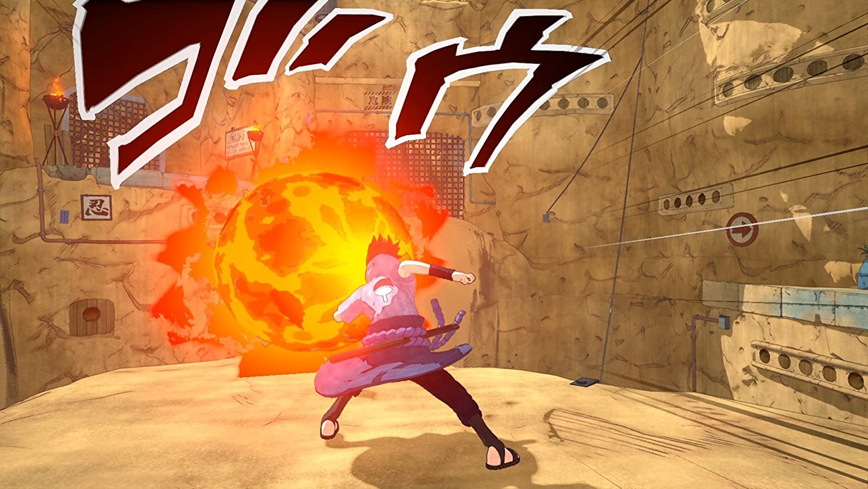 Naruto To Boruto Shinobi Striker Playstation 4 Ps4 Deluxe Edition Region 3 English Bandai Namco Games Amer Video