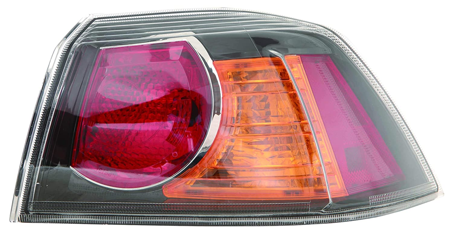 Side Marker Assemblies Depo 314-1913R-AS Mitsubishi Eclipse Passenger Side Replacement Taillight Assembly