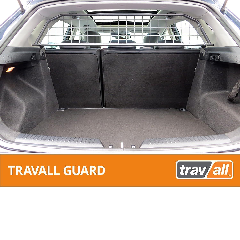 Travall® Guard Hundegitter TDG1442 – Maßgeschneidertes Trenngitter in Original Qualität