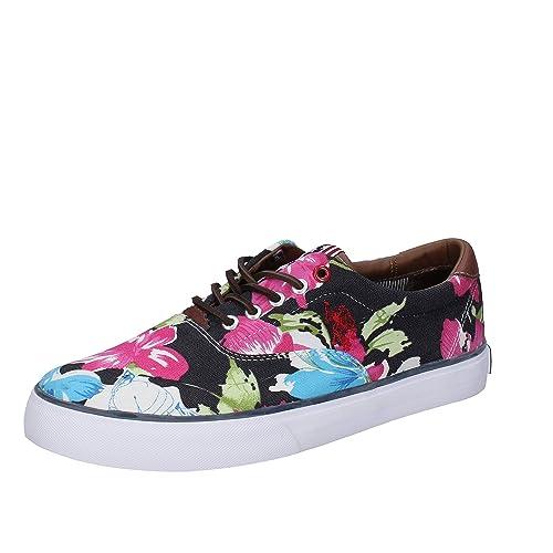 U.S. POLO ASSN. Sneakers Herren Textil Multicolor: