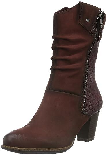 Tamaris Damen 25356 Kurzschaft Stiefel  Amazon.de  Schuhe   Handtaschen 1427bd0b31