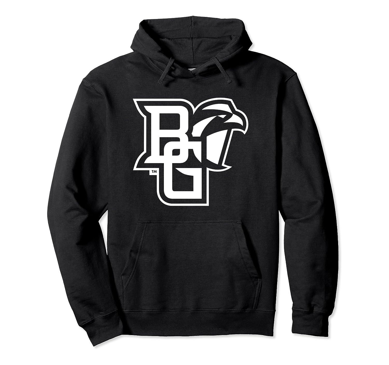 Bowling Green BGSU Falcons NCAA Hoodie 05BGSU-Rose