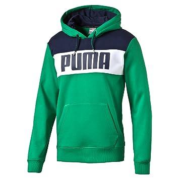 felpa verde puma