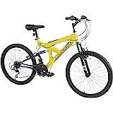 "Dynacraft Vertical Alpine Eagle 24"" Bike, Yellow"