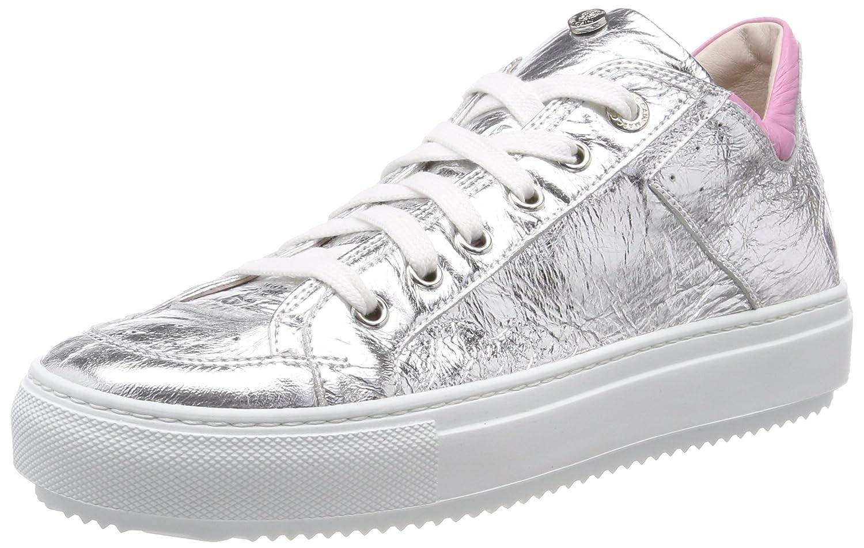 Marc Cain KB SH.21 L40, Zapatillas para Mujer 41 EU|Gris (Silver)