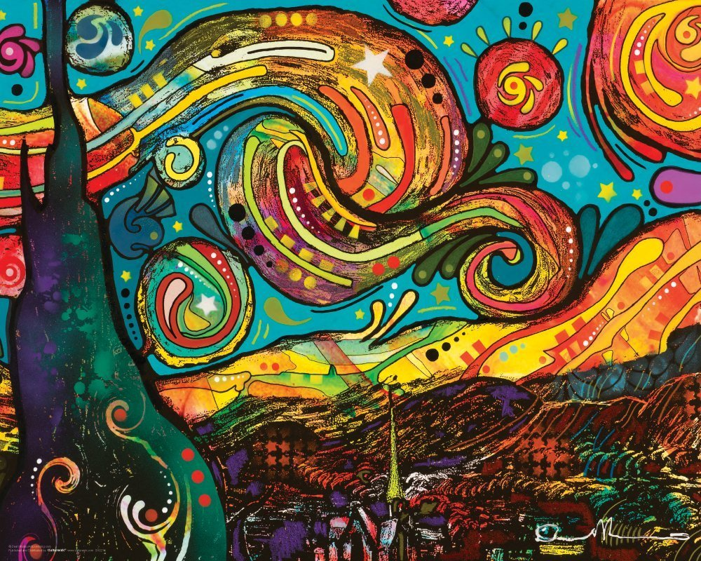 Image result for hippy art