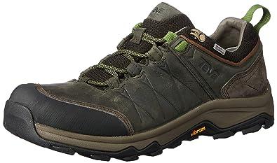 9e16d1ffa Teva Men s Arrowood Riva WP Boot - Black Olive - 7