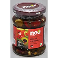 Neo Foods Mixed Jalapeno, 210g