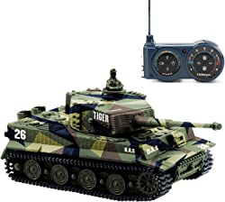 Top 10 Best Remote Control Tanks Battle (2021 Reviews & Buying Guide) 3