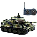 Amazon com: Hq iPlay RC Battling Tanks -Set of 2 Full Size Infrared