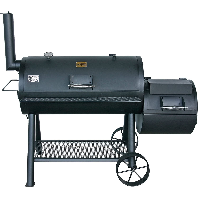 Grill'n Smoke Bog Boy