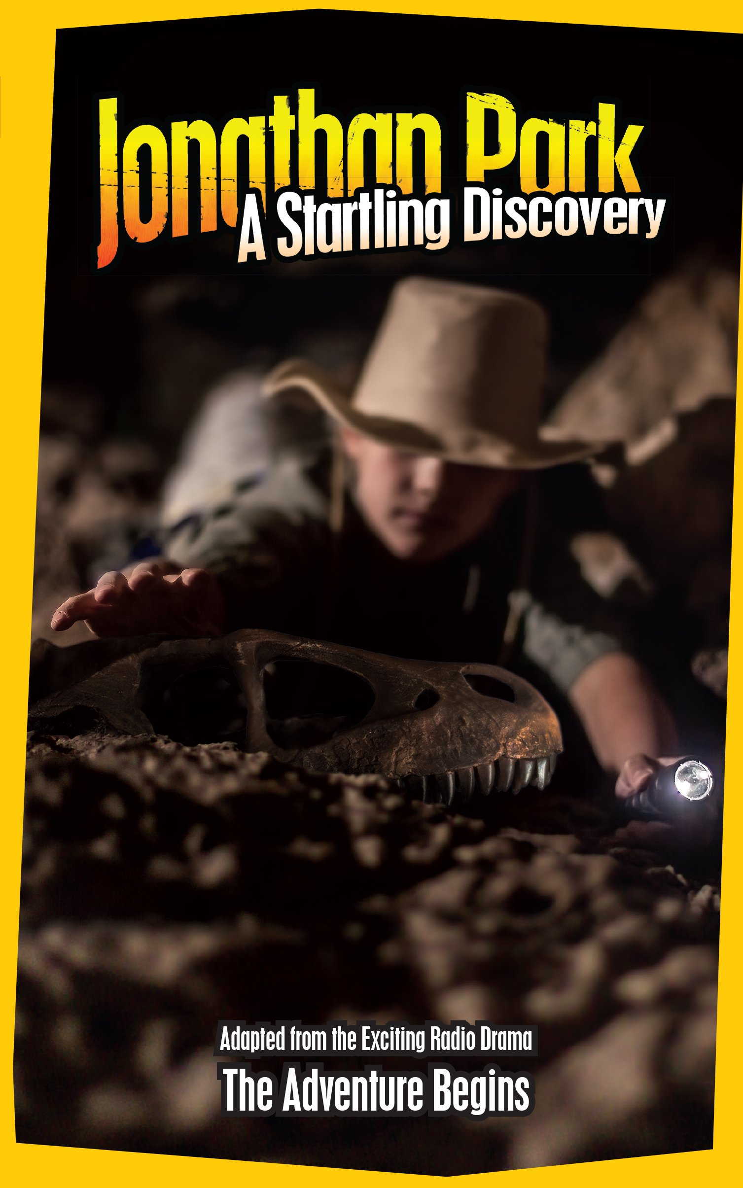 Download Jonathan Park: A Startling Discovery (Jonathan Park Adventure Fiction Book 1) pdf