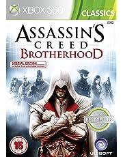 Assassin's Creed Brotherhood - Classics (Xbox 360) [Importación inglesa]