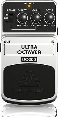 Behringer UO300 Ultra Octaver Pedal