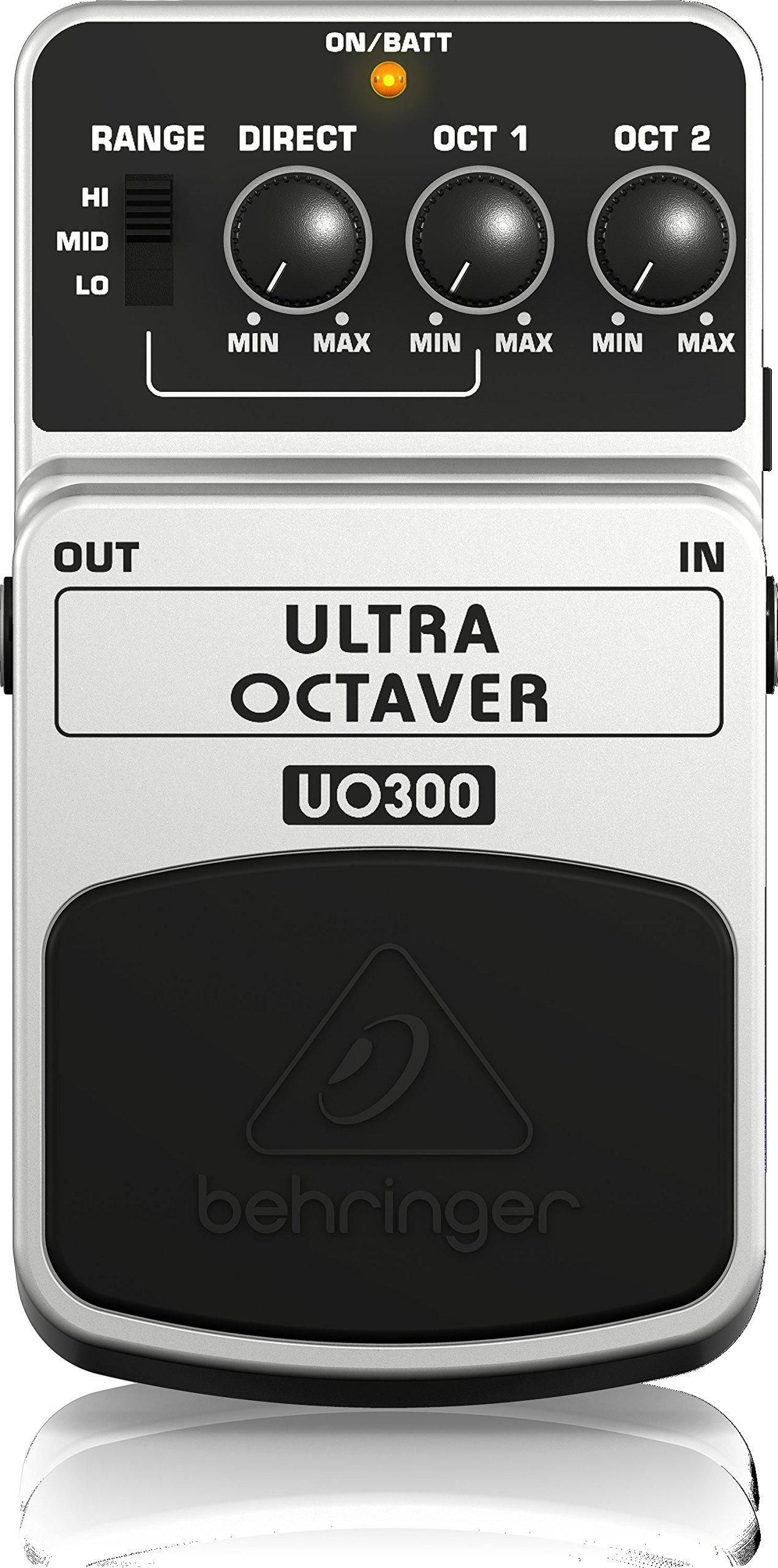 BEHRINGER ULTRA OCTAVER UO300