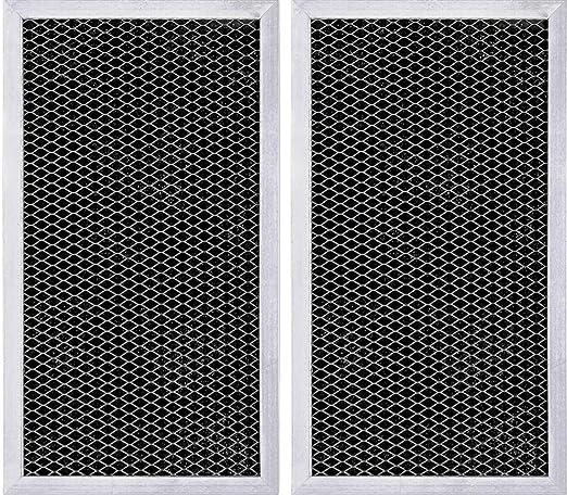 GE jx81 a, WB2 X 9883, microondas Recirculating filtro de carbón ...