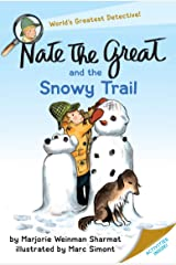 Nate the Great and the Snowy Trail Kindle Edition